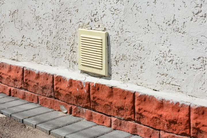 Close the outdoor vents