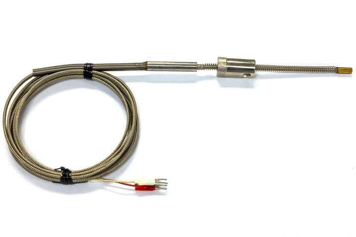 Check for a broken thermocouple.