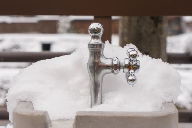 How to Keep Pipes from Freezing in the Cold