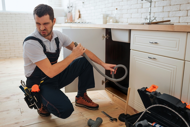 Identify strange odours in your plumbing