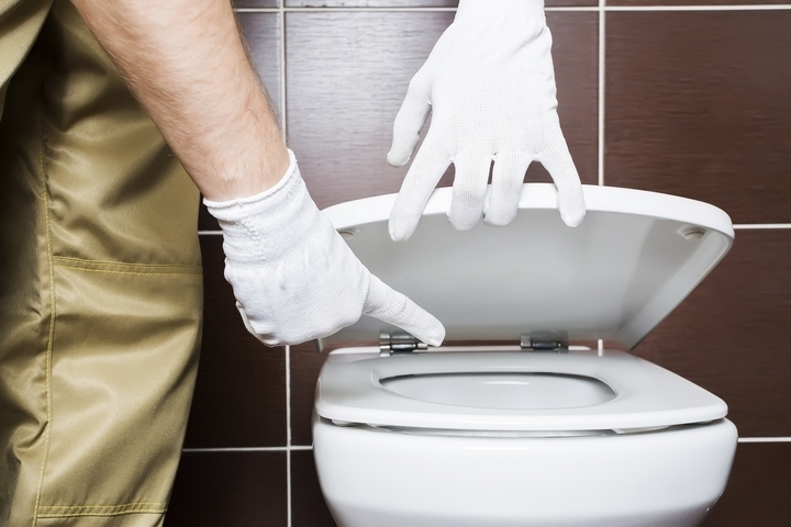 Improper ventilation might cause slow draining toilets.